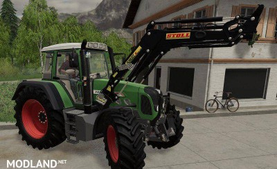 Fendt Favorit Vario 800 Tms v 1.2, 7 photo