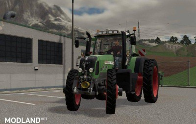 Fendt Favorit Vario 800 Tms v 1.2, 1 photo
