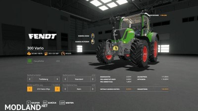 Fendt Pack v 1.1.4.2, 1 photo