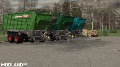 Fendt Tigo v 1.0, 1 photo