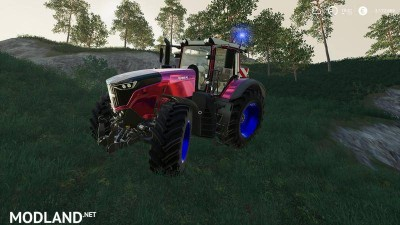 Fendt Vario 1000 Nerd MP Blau v 1.2, 2 photo