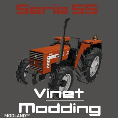 Fiat Serie 55 - (Fiat, Agrifull, NewHolland) v 1.0, 1 photo