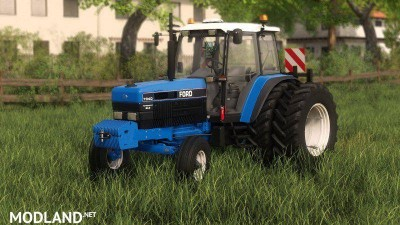 FORD 3WD v 1.0, 1 photo