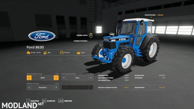 Ford 8630 v 1.0.5, 2 photo