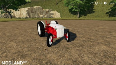 Ford 8n Early Narrow tires v 1.0, 10 photo