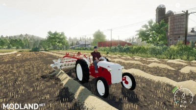 Ford 8n Early Narrow tires v 1.0, 2 photo