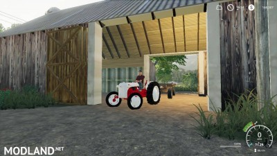 Ford 8n Early Narrow tires v 1.0, 3 photo