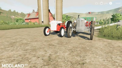 Ford 8n Early Narrow tires v 1.0, 4 photo