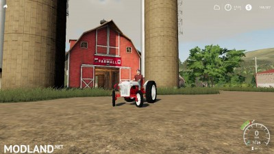 Ford 8n Early Narrow tires v 1.0, 5 photo