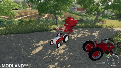 Ford 8n Early Narrow tires v 1.0, 7 photo