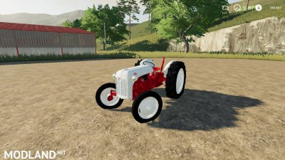 Ford 8n Early Narrow tires v 1.0, 9 photo