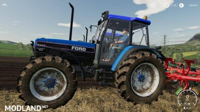 Ford New holland 40-serie pack v 1.0, 2 photo