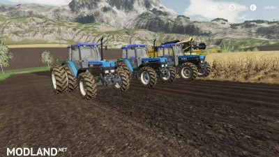 Ford New holland 40-serie pack v 1.0, 1 photo