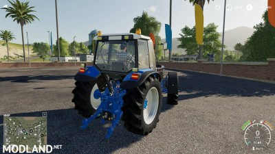 FS19 Ford 40er Series v 1.3, 3 photo