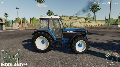 FS19 Ford 40er Series v 1.3, 4 photo