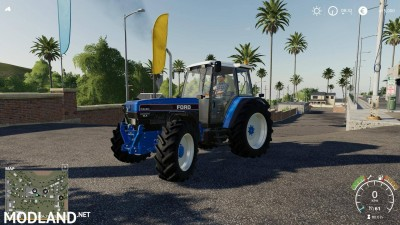 FS19 Ford 40er Series v 1.3, 1 photo