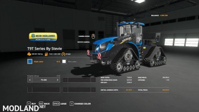 FS19 New Holland T9 Series by Stevie, 4 photo