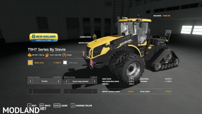 FS19 New Holland T9 Series by Stevie, 7 photo