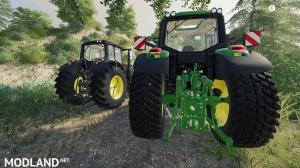 John Deere 6135M and Black Beauty v 1.1, 2 photo