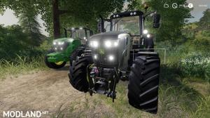 John Deere 6135M and Black Beauty v 1.1, 3 photo