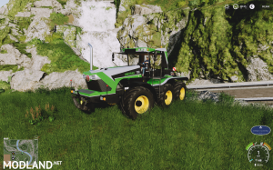 Tatra Uitrax 700 FS19