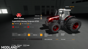 FS 19 Eagle355th Massey Ferguson 8700, 3 photo