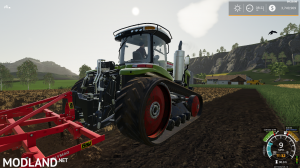 CLAAS Challenger 55 Crawler Tractor V2.5, 3 photo