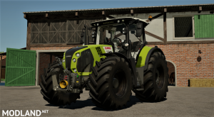 Claas Arion 600 v 1.0, 2 photo
