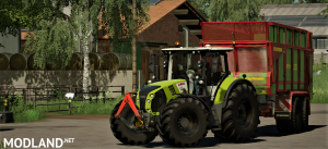 Claas Arion 600 v 1.0
