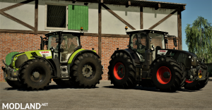 Claas Arion 600 v 1.0, 3 photo
