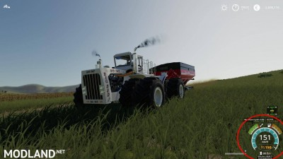 High-speed BigBud 747 v 1.1