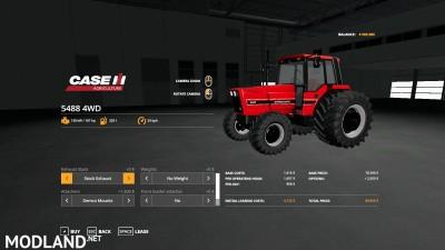 International 5488 4WD V 2, 2 photo