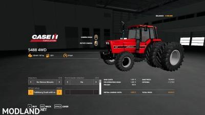International 5488 4WD V 2