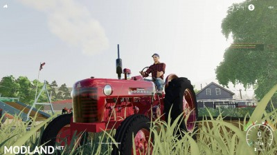 International Harvester 300 utility wip v 1.0, 3 photo