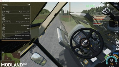 JCB Fastrac edit v 1.0, 2 photo