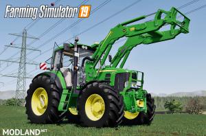 John Deere 6030 Premium Series - External Download image