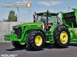 John Deere 8030 Series v2, 2 photo