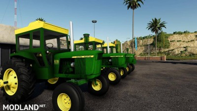 John Deere 4000 Series v 1.0, 2 photo