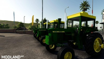 John Deere 4000 Series v 1.0, 3 photo
