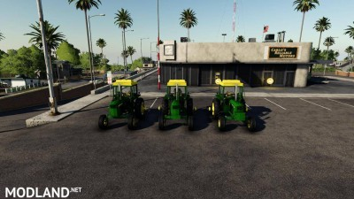 John Deere 4000 Series v 1.0 - Direct Download image