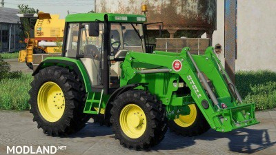 John Deere 6110 Series v 1.0, 2 photo