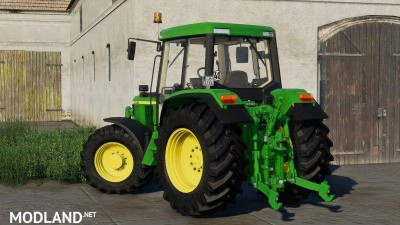John Deere 6110 Series v 1.0, 3 photo