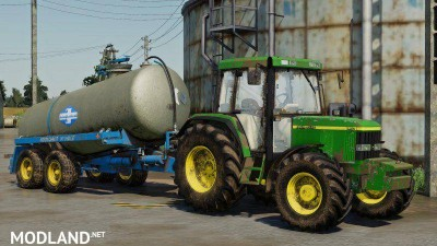 John Deere 6110 Series v 1.0, 4 photo