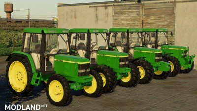 John Deere 6110 Series v 1.0, 5 photo