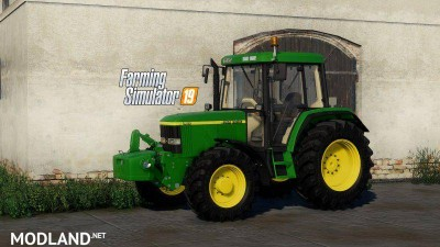 John Deere 6110 Series v 1.0, 1 photo