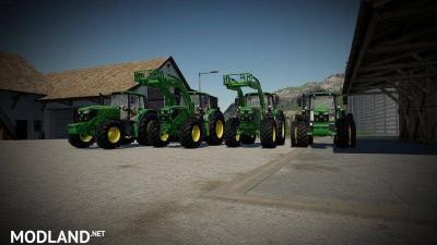 John Deere 6M Series ABG-EDITION v 1.0