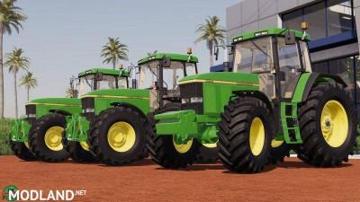 John Deere 7010 Series v 1.1
