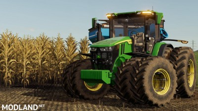 John Deere 7R,8R,8RT,8RX 2020 US-Version v 1.0, 2 photo
