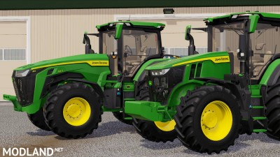 John Deere 7R,8R,8RT,8RX 2020 US-Version v 1.0, 3 photo
