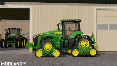 John Deere 7R,8R,8RT,8RX 2020 US-Version v 1.0, 4 photo